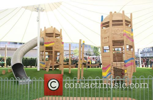 The London Designer Outlet play area opening