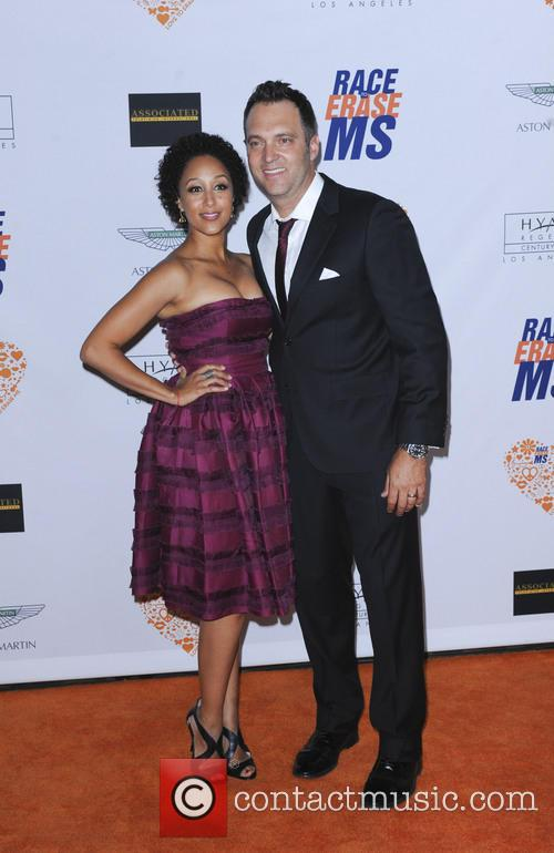 Tamera Mowry and Adam Housley 5