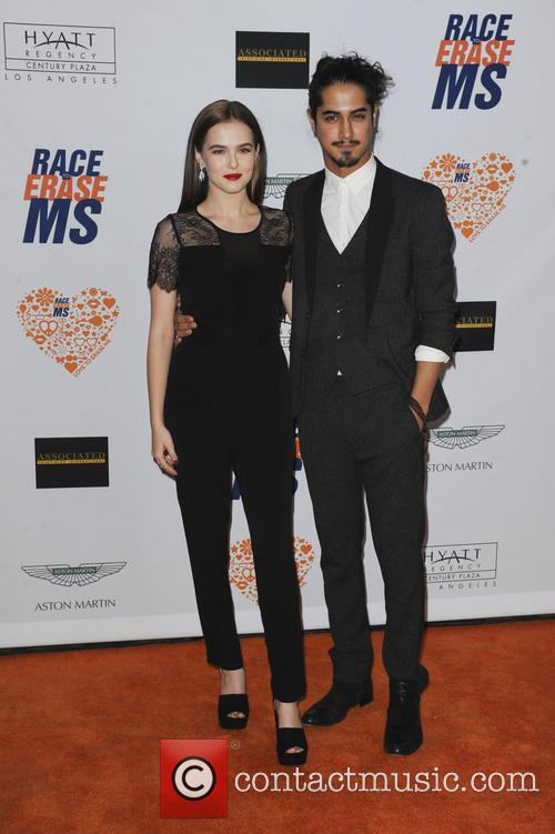 Zoey Deutch and Avan Jogia 5