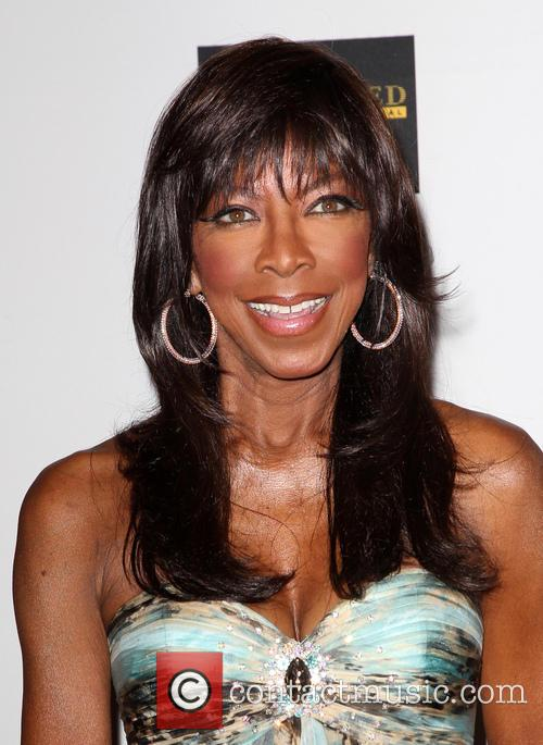Natalie Cole, the Hyatt Regency Century Plaza