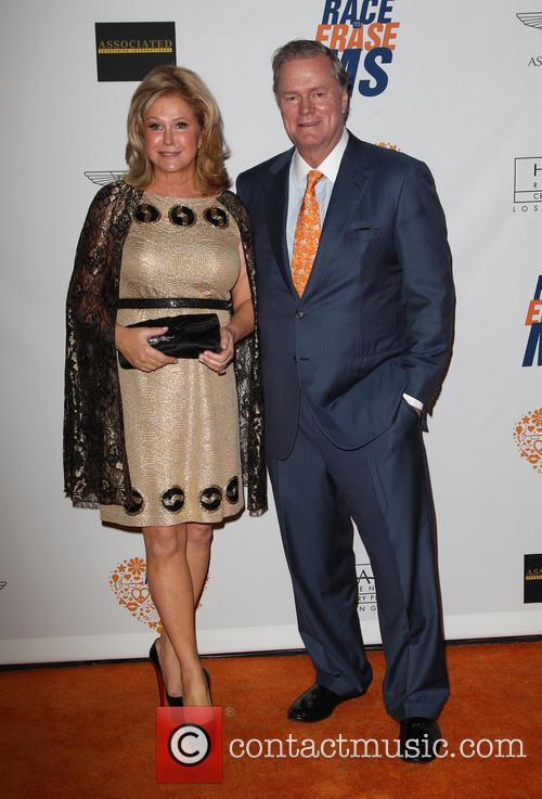 Kathy Hilton and Rick Hilton 6