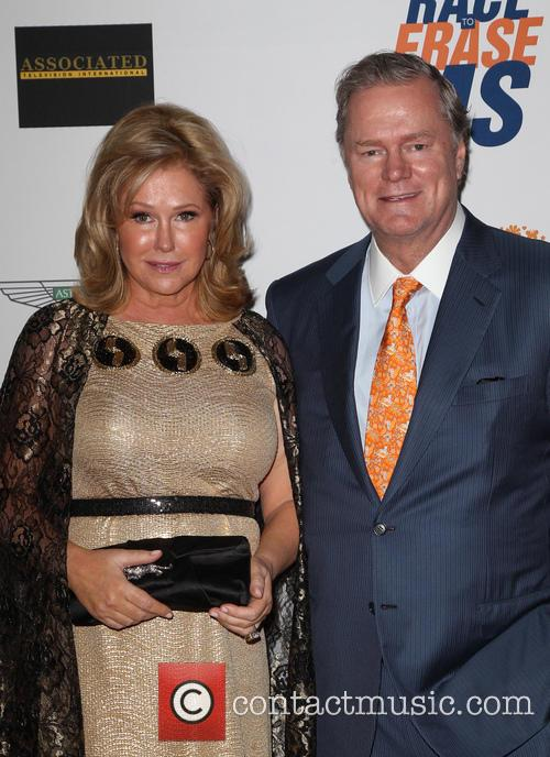 Kathy Hilton and Rick Hilton 1