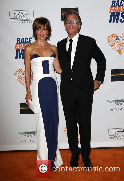 Lisa Rinna and Harry Hamlin 6