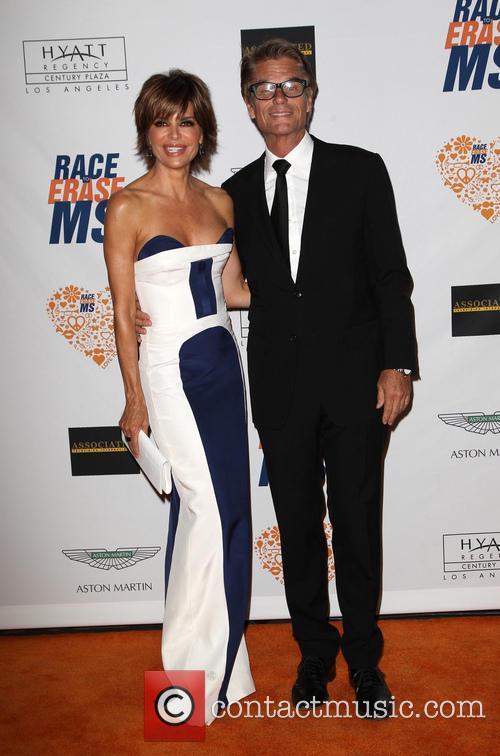 Lisa Rinna and Harry Hamlin 9