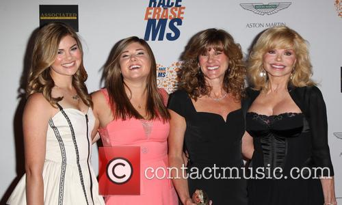 Loni Anderson and Family 2