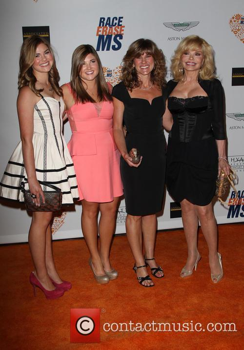 Loni Anderson and Family