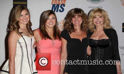 Loni Anderson and Family 4