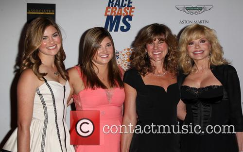 Loni Anderson and Family 5