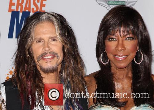 Steven Tyler and Natalie Cole 5