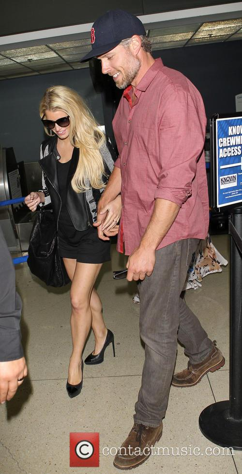 Jessica Simpson and Eric Johnson 5