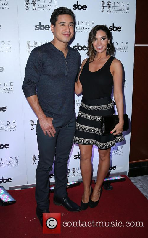 Mario Lopez Hosts Cinco De Mayo at Hyde...