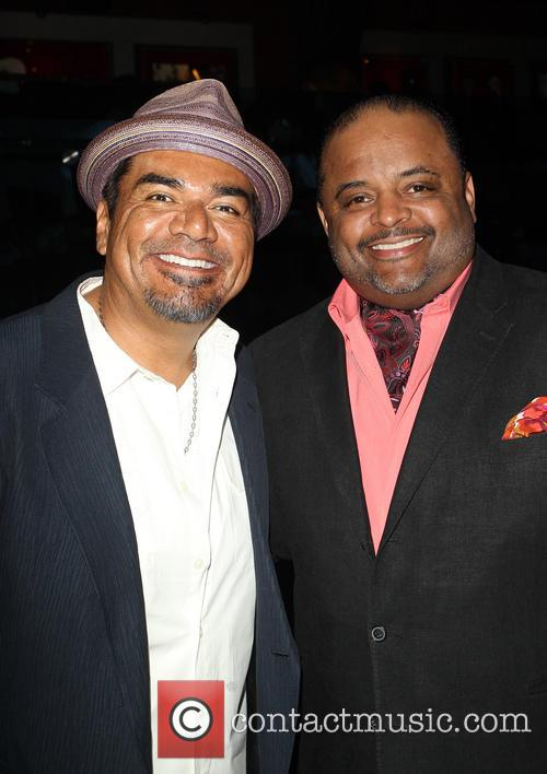 George Lopez and Roland Martin 2