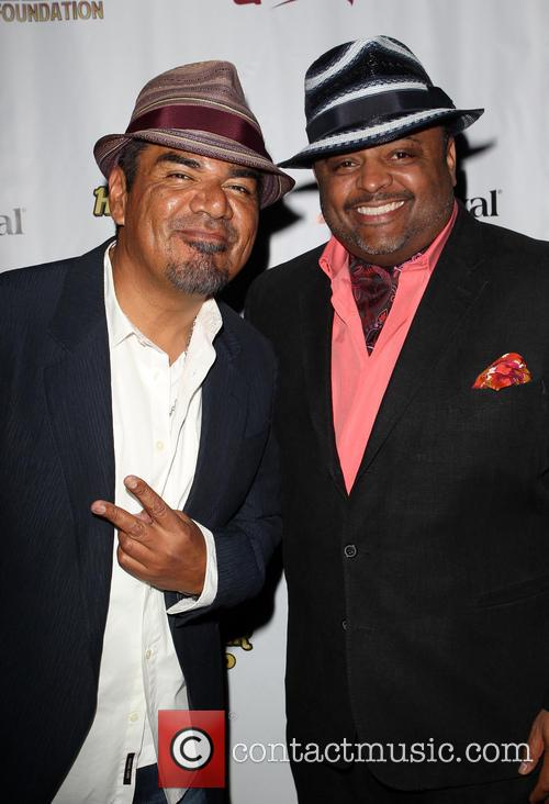 George Lopez and Roland Martin 10