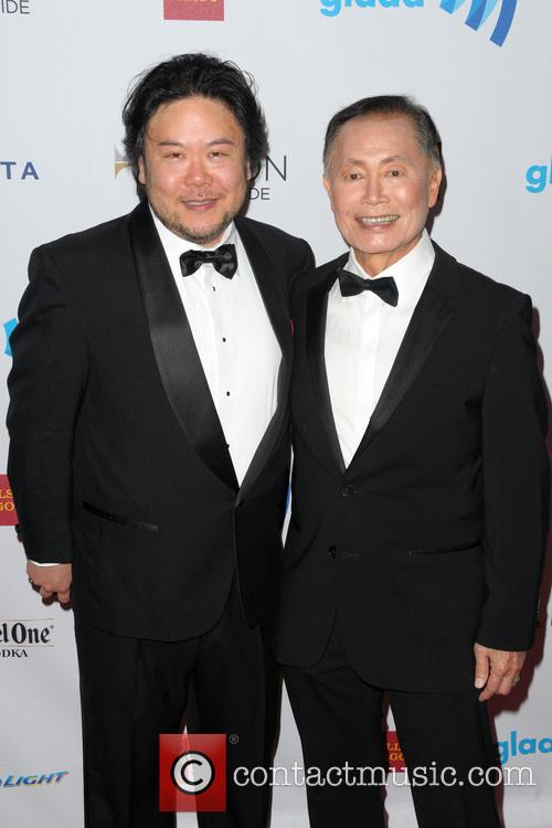 Stafford Arima and George Takei 9