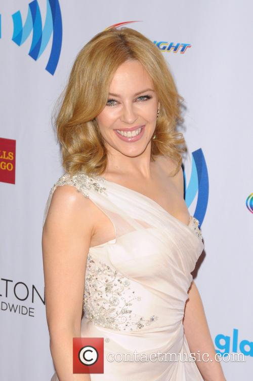 kylie minogue 25th annual glaad media awards 4179487