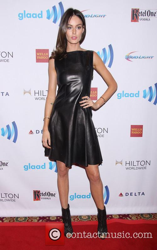 nicole trunfio 25th annual glaad media awards 4180446