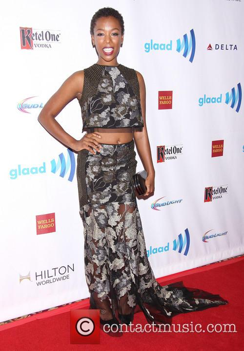 samira wiley 25th annual glaad media awards 4180439