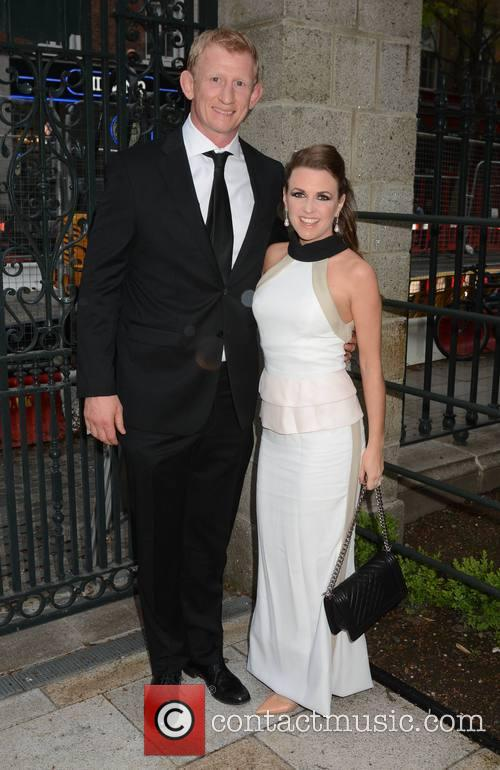 Leo Cullen and Dairine Kennedy 2