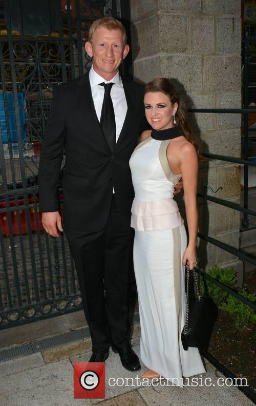 Leo Cullen and Dairine Kennedy 1