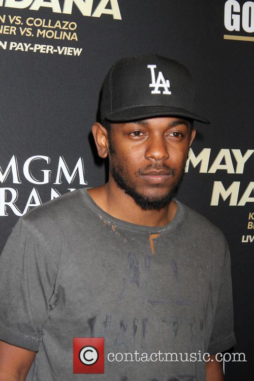 kendrick lamar mayweather pre fight party 4179108
