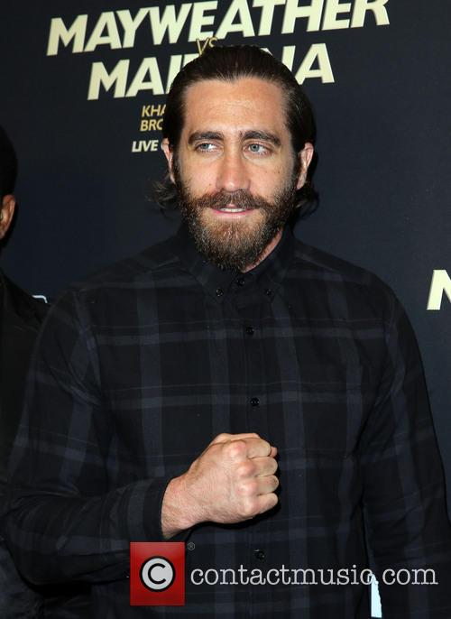 jake gyllenhaal showtime vip pre fight party 4180075