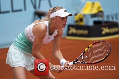 Mutua Madrid Open tennis tournament - Women's Singles