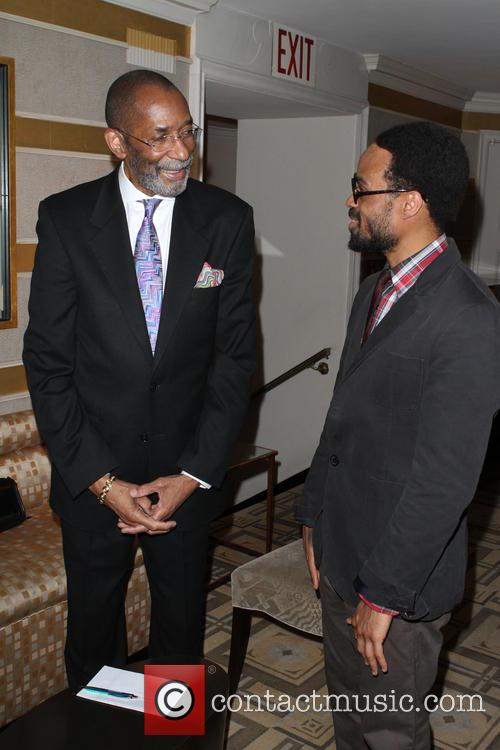 Ron Carter and Bilal