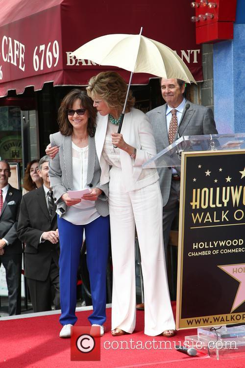 Sally Field, Jane Fonda