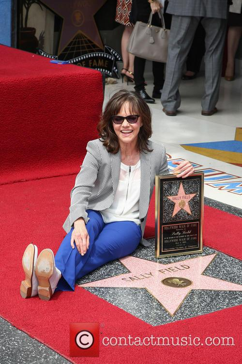 Sally Field Hollywood Walk of Fame Star