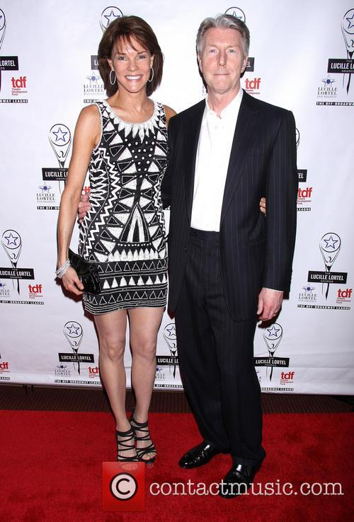 Carolyn Mccormick and Byron Jennings