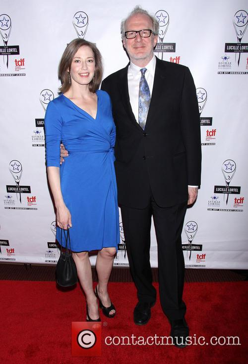 Carrie Coon and Tracy Letts 2