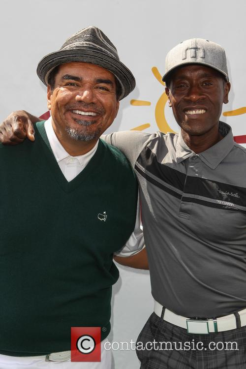 George Lopez and Don Cheadle 10