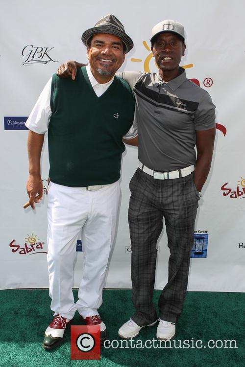 George Lopez and Don Cheadle 4