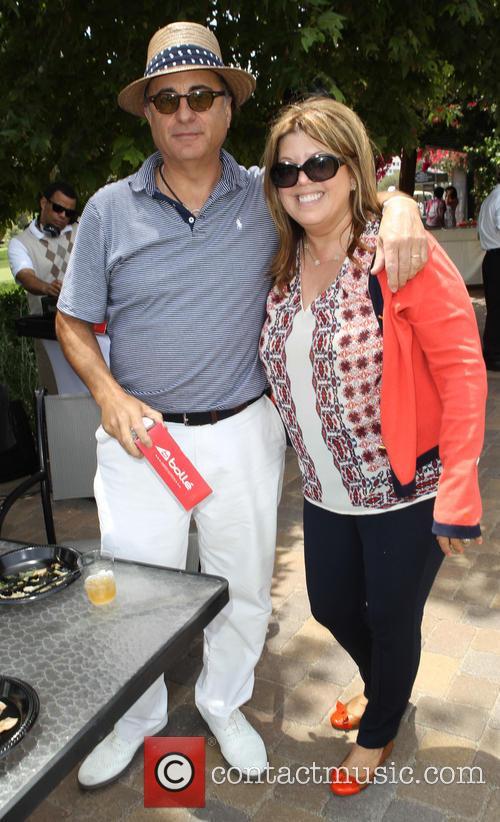Andy Garcia and Linda Small 8