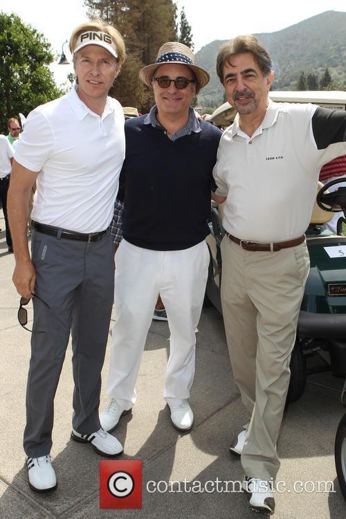 Jack Wagner, Andy Garcia and Joe Montegna