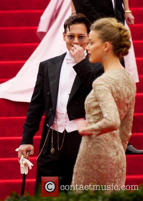 Johnny Depp and Amber Heard 10