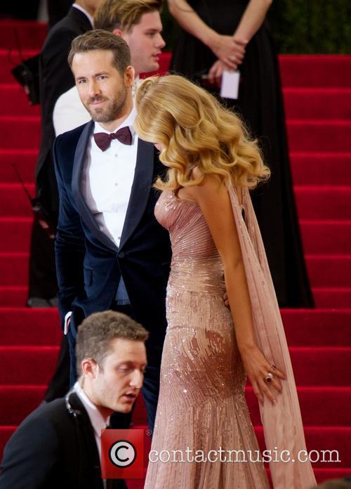 Ryan Reynolds and Blake Lively 2