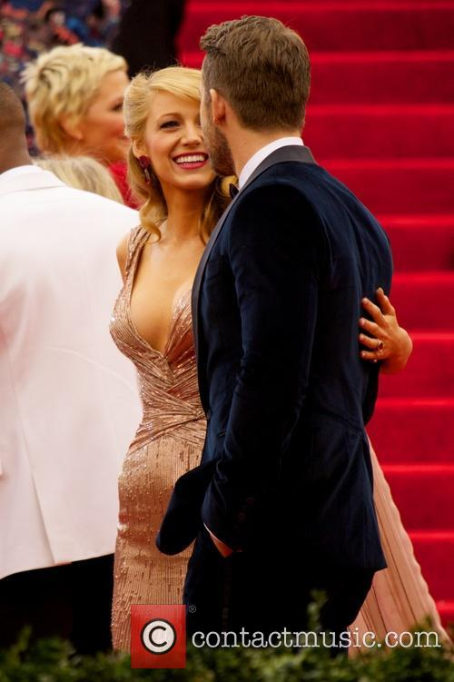 Ryan Reynolds and Blake Lively 3