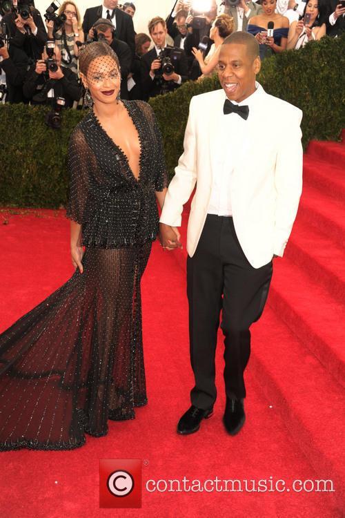 Jay Z Beyonce Met Gala