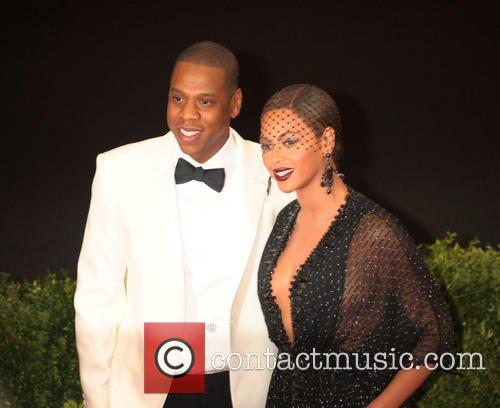 Beyonce and husband Jay-Z Met Ball
