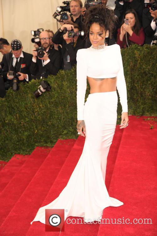 rihanna beyond fashion costume institute gala at 4181765