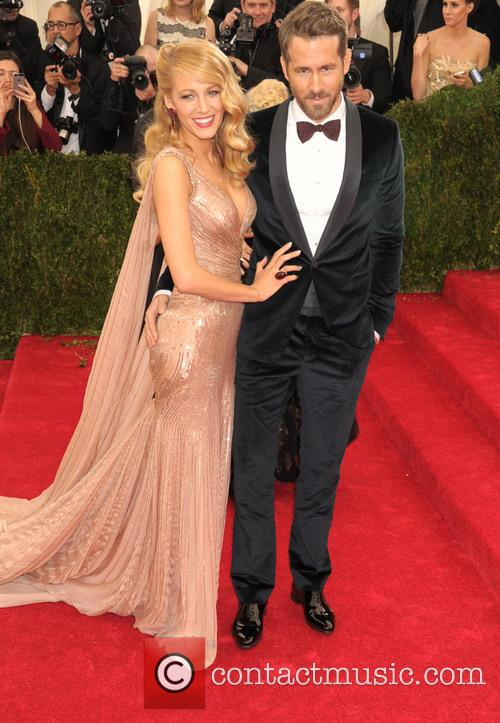 Blake Lively and Ryan Reynolds 3