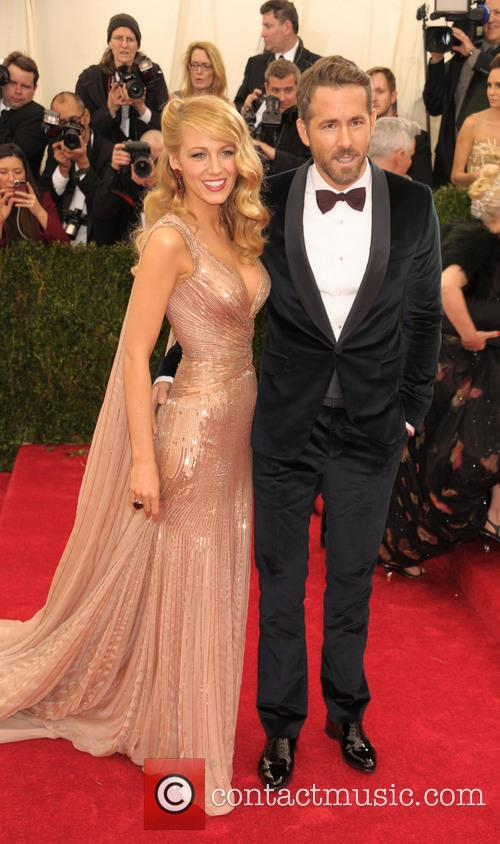Blake Lively and Ryan Reynolds 4