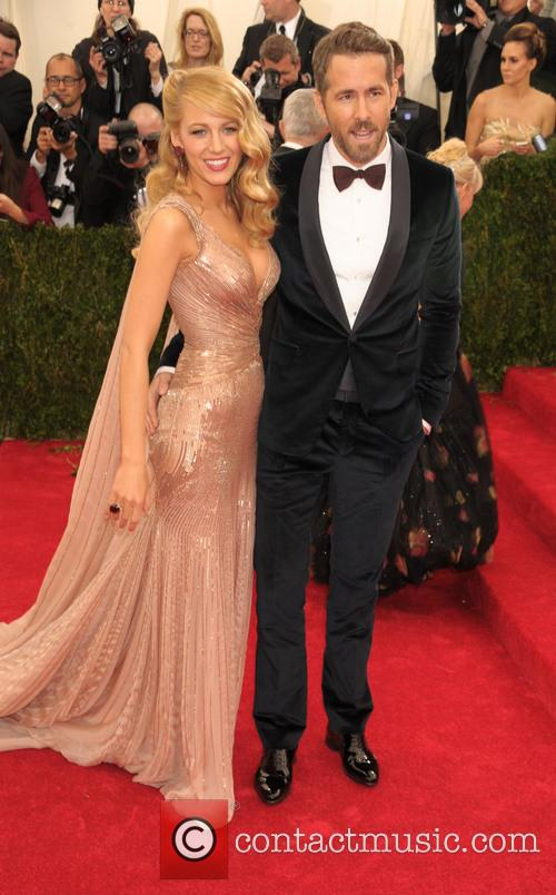Blake Lively and Ryan Reynolds 5