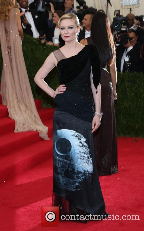 Kirsten Dunst Met Gala