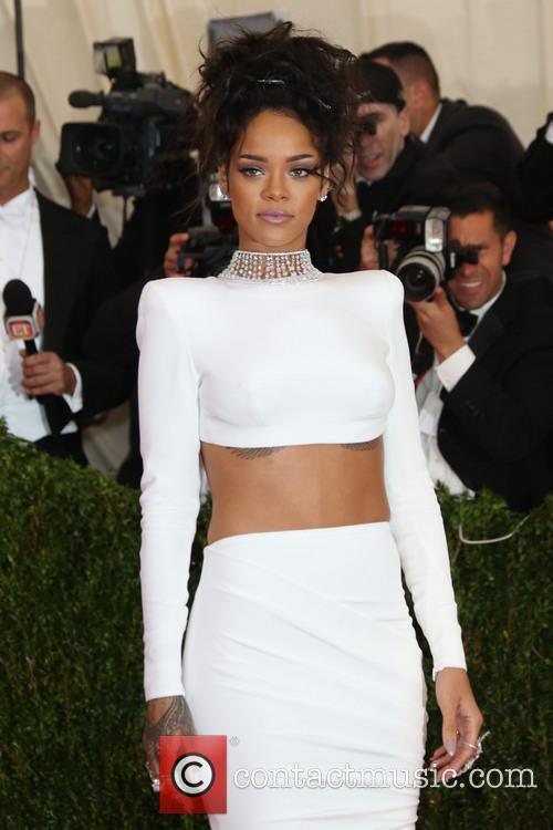 Rihanna Gala