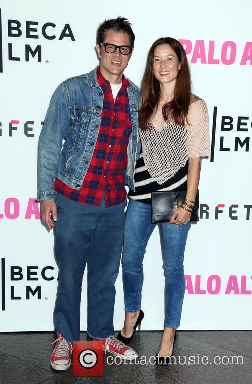 Johnny Knoxville and Naomo Nelson-clapp 5