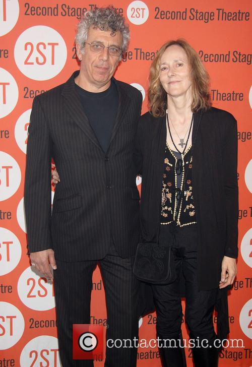 Eric Bogosian and Jo Bonney 9