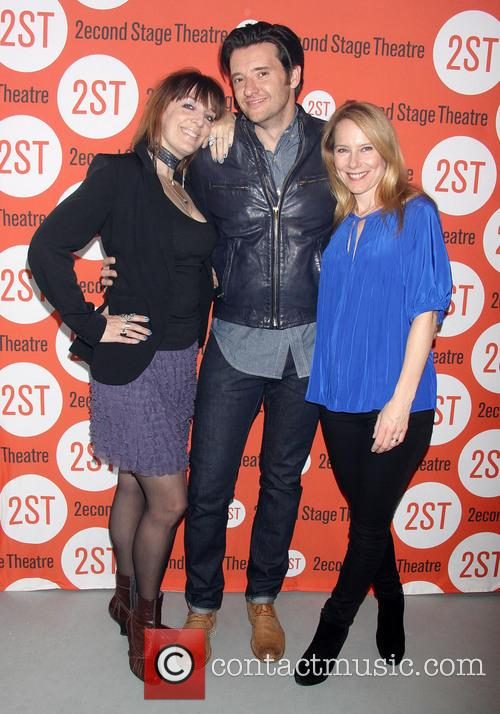 Julia Murney, Jason Butler Harner and Amy Ryan