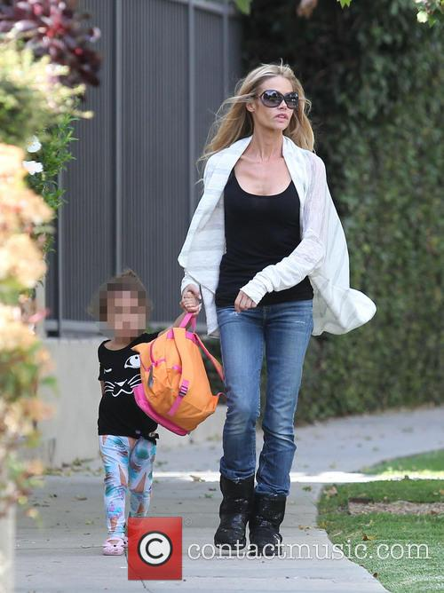 Denise Richards and Eloise Sheen 2
